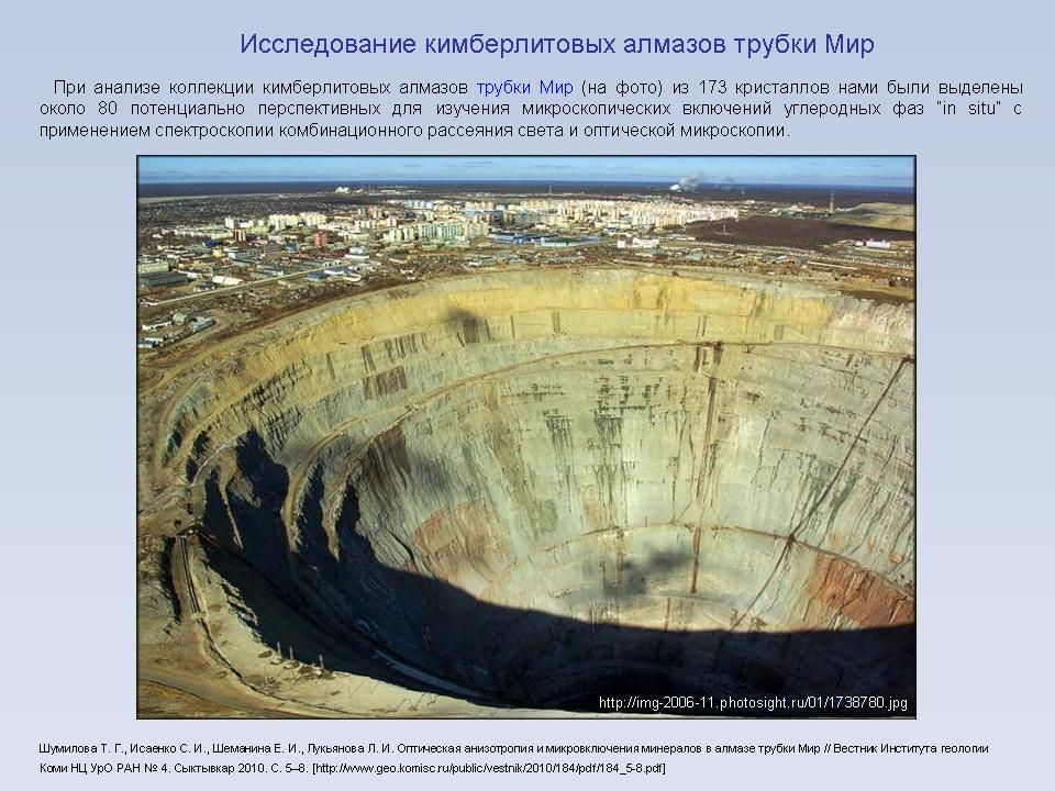 Самые большие дырки планеты (40 фото) .